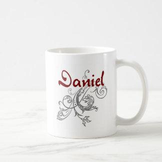 Daniel Classic White Coffee Mug
