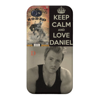 DANIEL NEWMAN iPHONE CASE Cases For iPhone 4