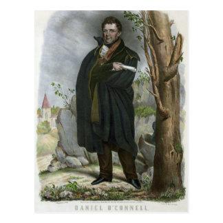 Daniel O'Connell Portrait by Hoffy Postcard
