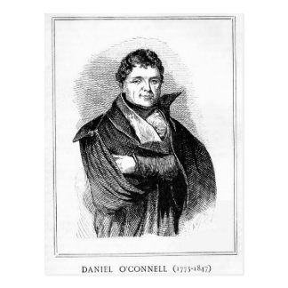 Daniel  OConnell Postcard