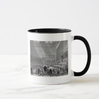 Daniel O'Connell standing trial in 1844 Mug
