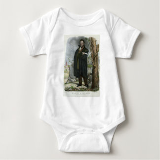 Daniel O'Connell The Champion of Liberty by Hoffy Baby Bodysuit