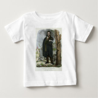 Daniel O'Connell The Champion of Liberty by Hoffy Baby T-Shirt