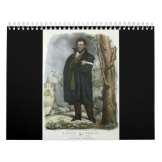 Daniel O'Connell The Champion of Liberty by Hoffy Wall Calendars