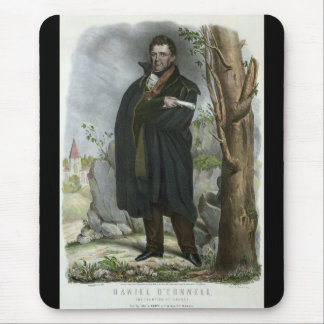 Daniel O'Connell The Champion of Liberty by Hoffy Mouse Pad