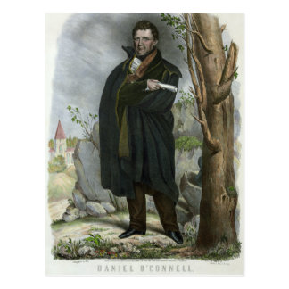 Daniel O'Connell The Champion of Liberty by Hoffy Postcard