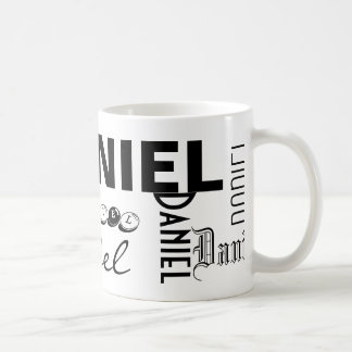 DANIEL - Personalize The Mug