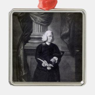 Daniel Race, engraved by James Watson, 1773 Metal Ornament