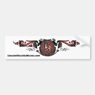 Daniel Smith Logo Bumper Sticker