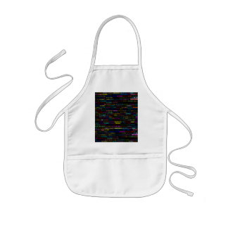Daniel Text Design I Kids Apron