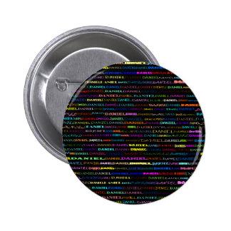 Daniel Text Design I Round Button