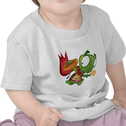 Daniel The Turtle Tee Shirts