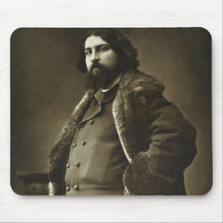 Daniel Vierge (1851-1904), from 'Galerie Contempor Mouse Pad