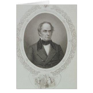 Daniel Webster Card