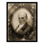 Daniel Webster Daguerreotype 1845 Print
