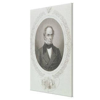 Daniel Webster Impresiones De Lienzo