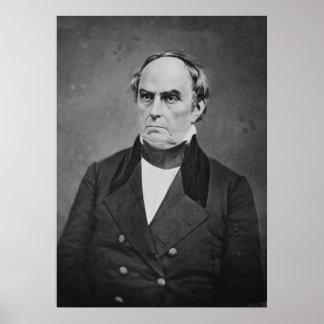 Daniel Webster Póster