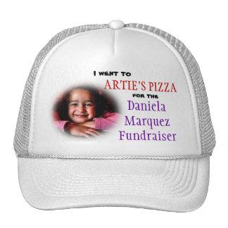 Daniela Fundraiser Hats