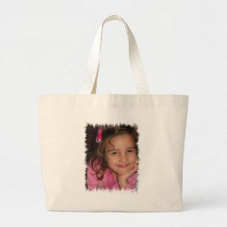 Daniela Fundraiser Large Tote Bag