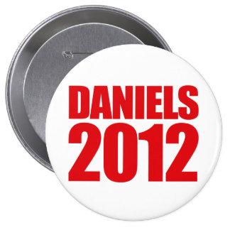 DANIELS 2012 - 4 INCH ROUND BUTTON