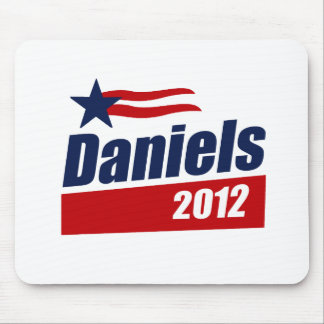 DANIELS 2012 BANNER MOUSE PAD