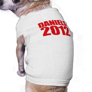 DANIELS 2012 - DOG T SHIRT