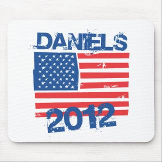 DANIELS 2012 FLAG MOUSE PAD