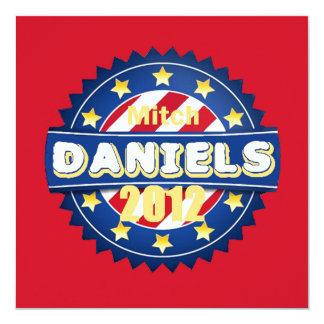Daniels 2012 Invitation