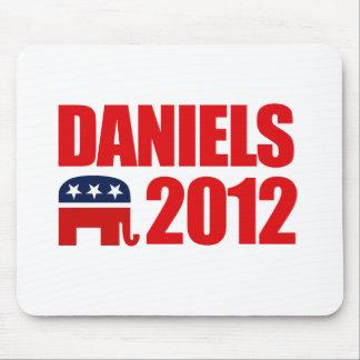 DANIELS 2012 MOUSE PAD