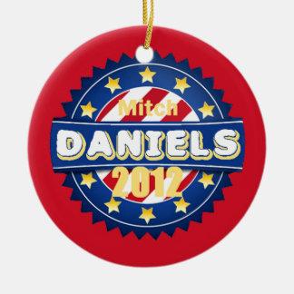 Daniels 2012 Ornament