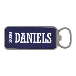 DANIELS 2016 MAGNETIC BOTTLE OPENER