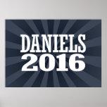 DANIELS 2016 POSTERS
