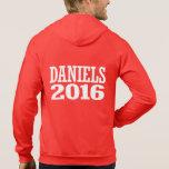 DANIELS 2016 PULLOVER