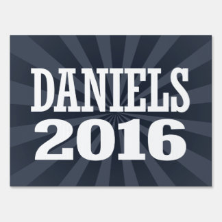 DANIELS 2016 SIGNS