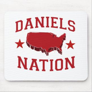 DANIELS NATION MOUSE PAD