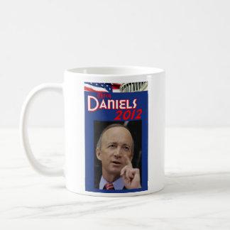 Daniels para presidente Mugs Taza Clásica