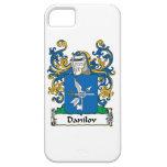Danilov Family Crest iPhone 5 Case