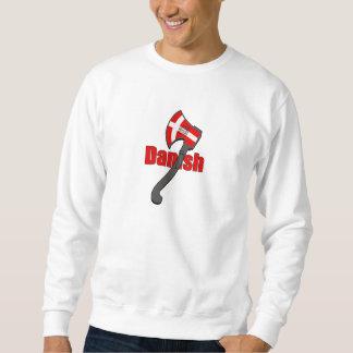 Danish Axe for Denmark admirers around the globe Sweatshirt