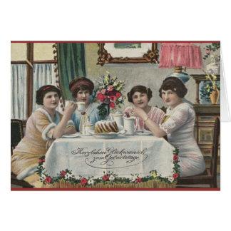 Danish Birthdays - Fodseldag Greeting Card