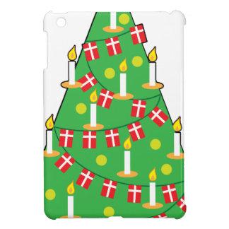 Danish Christmas Tree iPad Mini Cases
