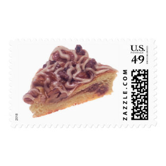 Danish Dessert Pastry Postage Stamps