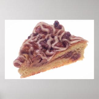 Danish Dessert Pastry Poster