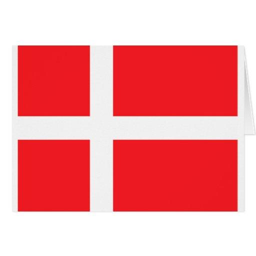 Danish Flag Cards