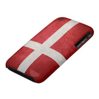 Danish Flag iPhone 3 Case-Mate Cases