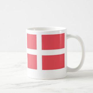 Danish Flag Coffee Mug