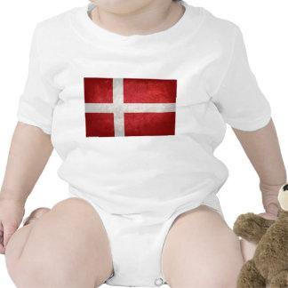 Danish Flag T Shirts