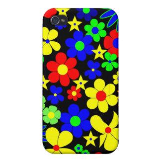 Danish Flowers - Flora Danica iPhone 4/4S Covers