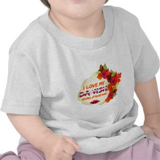 Danish Girlfriend designs Shirts