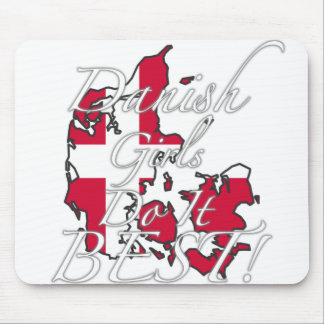 Danish Girls Do It Best! Mouse Pad