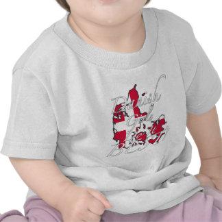 Danish Girls Do It Best! T-shirts